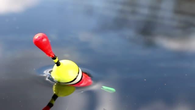 fiske bobber. - meta bildbanksvideor och videomaterial från bakom kulisserna