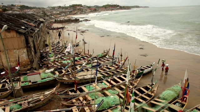 Fishing Fleet: Ghana video
