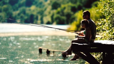 vídeos y material grabado en eventos de stock de tiempo de pesca - verano