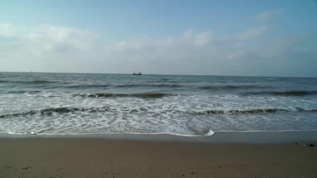 Fishing Vessel North Sea video