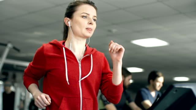 Fitness Girl video