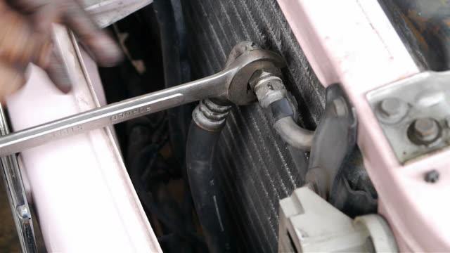 Fix in car. video