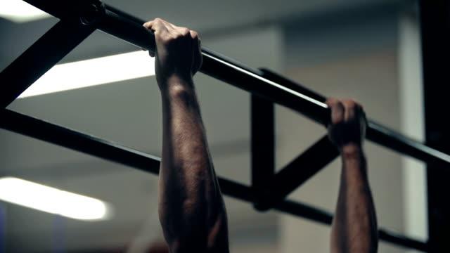 Bar fija de ejercicios - vídeo