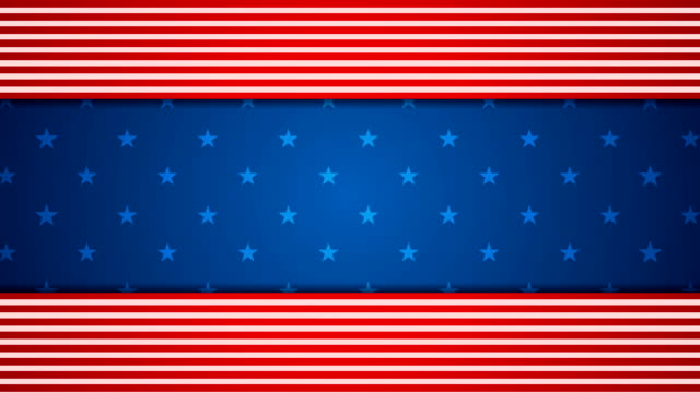 USA flag colors video animation USA flag colors motion graphic design. Video animation HD 1920x1080 circa 4th century stock videos & royalty-free footage