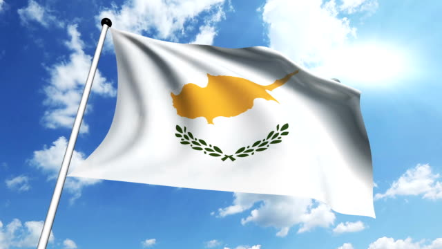 flag of Cyprus video