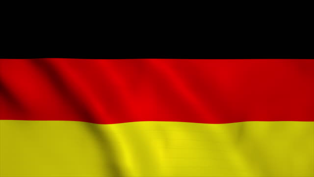 Flag of Germany video