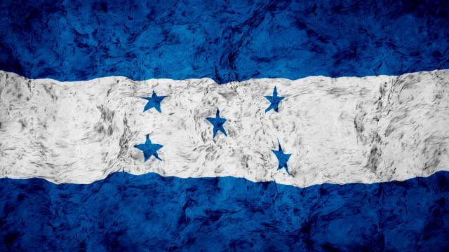 flag of Honduras video