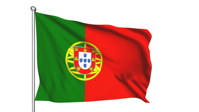 Best Flag Of Portugal Stock Videos and Royalty-Free Footage - iStock