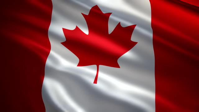 Flag of the Canada video