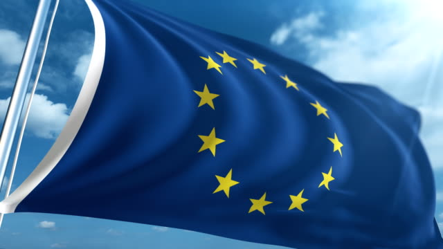 Flag of the European Union | Loopable