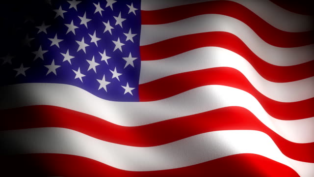 Flag of USA (seamless)