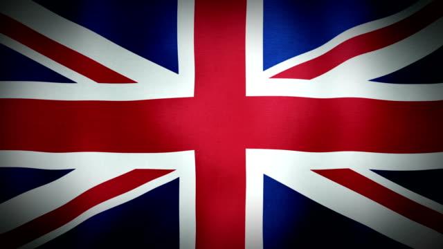 Flag United Kingdom video
