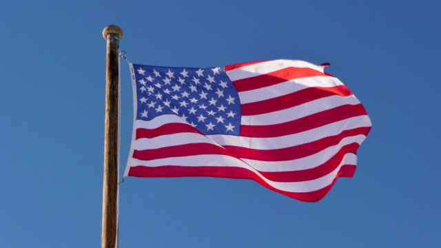 Flag Usa - video