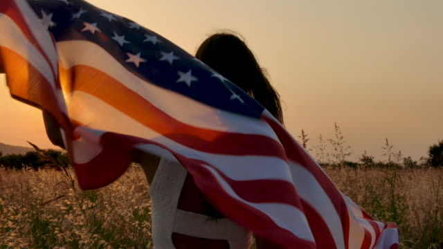 usa flag - independence day stock videos & royalty-free footage