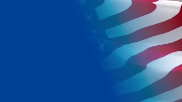 abd bayrağı video rüzgar gradyan arka planda sallayarak. dalga dalgalı bayrak amerika birleşik devletleri. bağımsızlık günü için abd bayrağı, 4 temmuz abd amerikan bayrağı 1080p full hd görüntüleri sallayarak. abd amerika super bowl paza - memorial day stok videoları ve detay görüntü çekimi