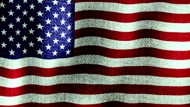 USA Flag Waving (Seamless Looping Video), full flag USA Flag Waving (Seamless Looping Video), make a video of any length out of this one. Ideal as a motion background or an animated web-banner. 4th of July, patriotic. Bright fourth of july videos stock videos & royalty-free footage