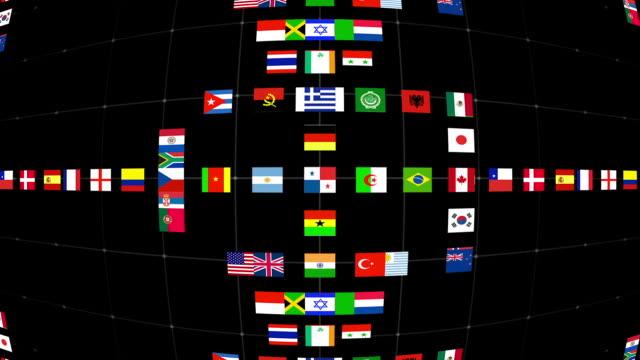 旗ネットワーク - 豊富点の映像素材/bロール