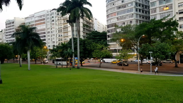 Flamengo Beach Avenue