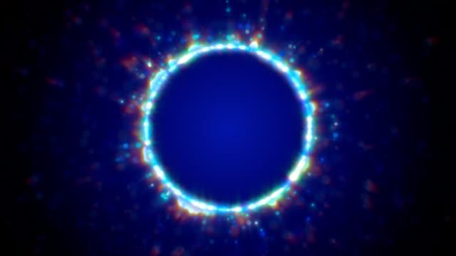 Flaming Aura video
