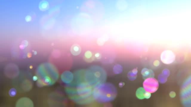 Flare Light full color video