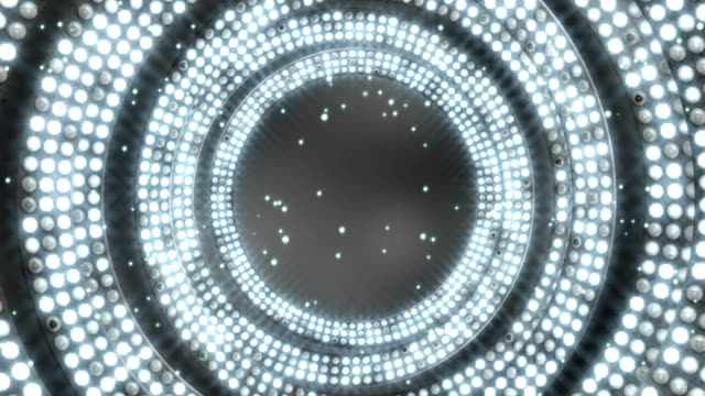 flashing light bulbs festive loopable background video
