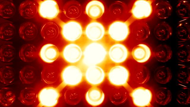 Flashing Light Display video