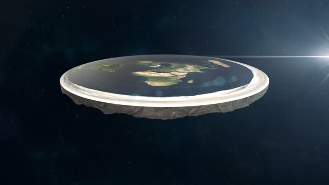 Flat Earth Conspiracy Theory Model Reveal video