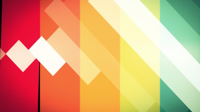 4 k flachen übergang element 3 (mit alpha-kanal) - flat design videos stock-videos und b-roll-filmmaterial