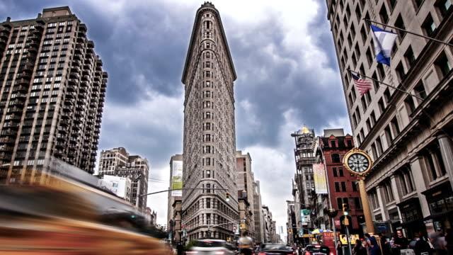 Flatiron Building, New York video