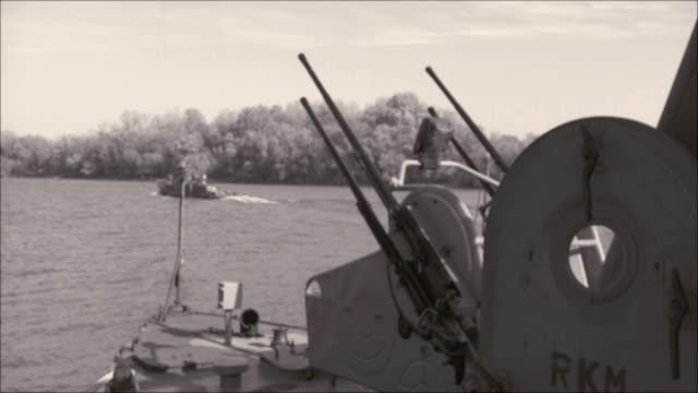 Fleet of the Navy in the War Zone
