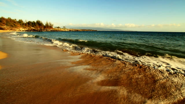 DT Fleming beach in Maui 3 video