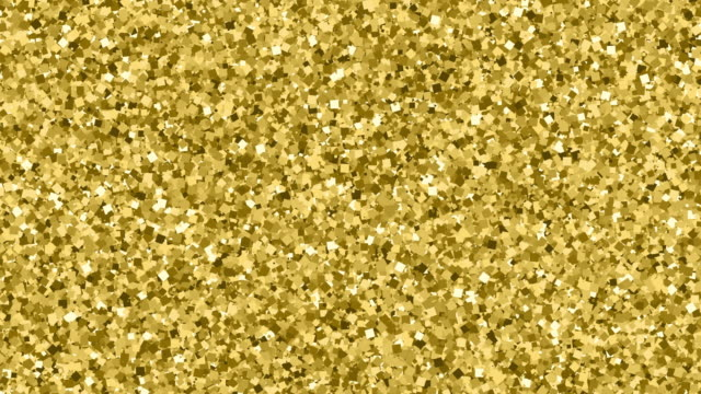 Flicker Golden Confetti. Flicker Golden Confetti. Gold Glitter Texture Motion On Black Background. Loop Unique Design Abstract Digital Animation. sergionicr stock videos & royalty-free footage