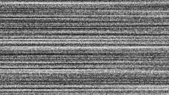 en flimmer, analog tv-signal med dåliga störningar buller bakgrund - offline bildbanksvideor och videomaterial från bakom kulisserna