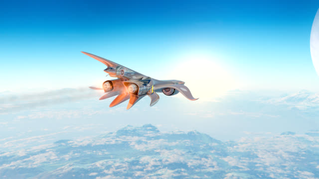 Flight of the Phoenix video