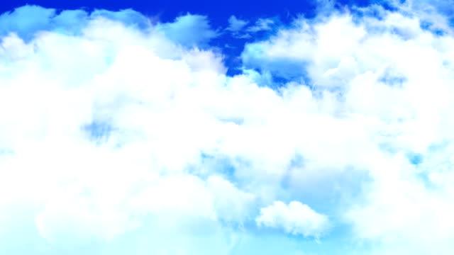 Flight Puffy Clouds video