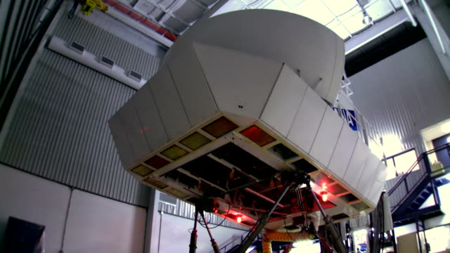 Flight Simulator Tilt video