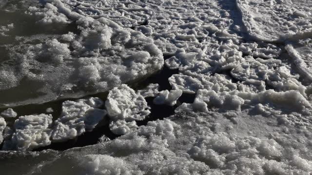 stockvideo's en b-roll-footage met floating ice - s