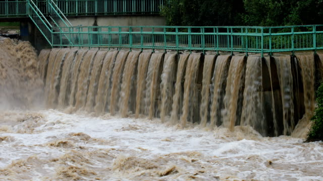 översvämning kommer efter stormen – klimatförändringarna - serbien bildbanksvideor och videomaterial från bakom kulisserna