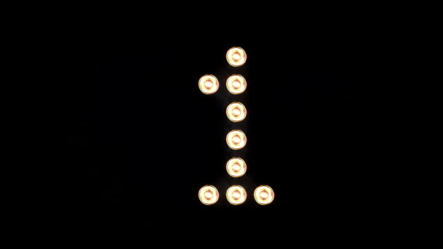 Flood lights video