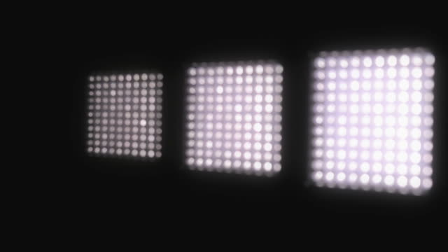 Floodlights with Audio video