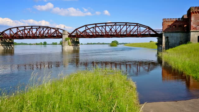 Floods on Elbe (Germany)