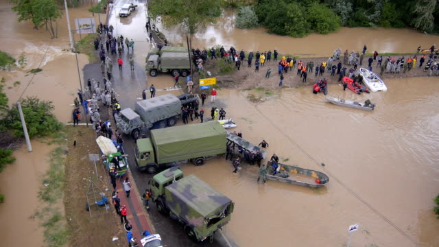floods rescue operation