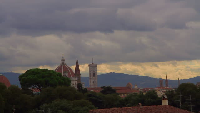 Florence Timelapse