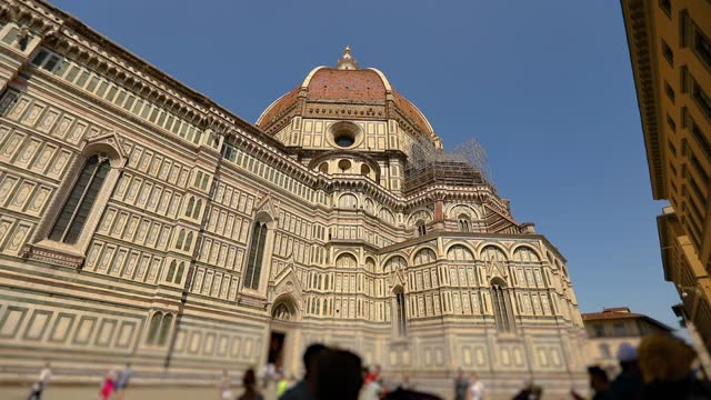 Florence, Tuscany, Italy. Florence Cathedral, the Cattedrale di Santa Maria del Fiore