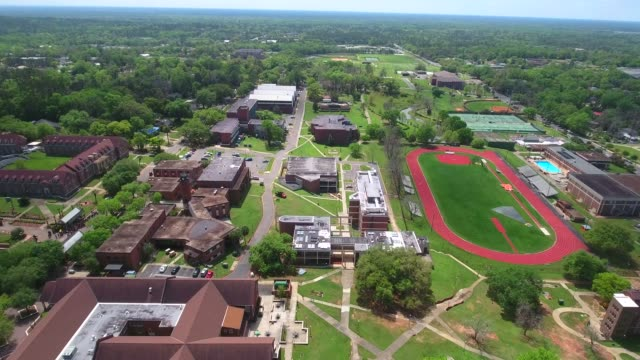 Florida A&M University Aerial video of FAMU college campus campus stock videos & royalty-free footage
