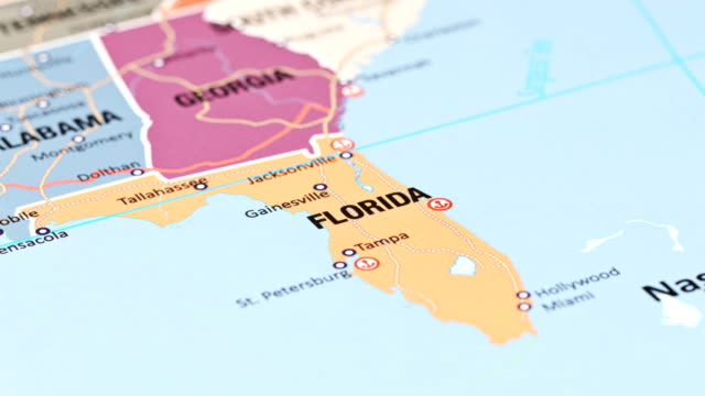 Florida from USA States