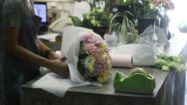 Florists video