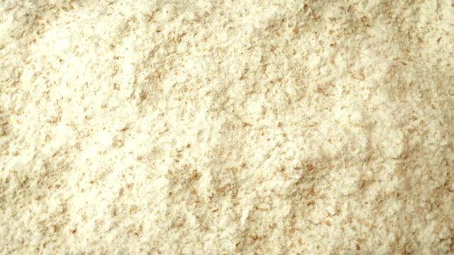 Flour Pile Rotating