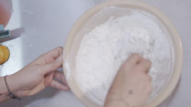 Farinha  - vídeo