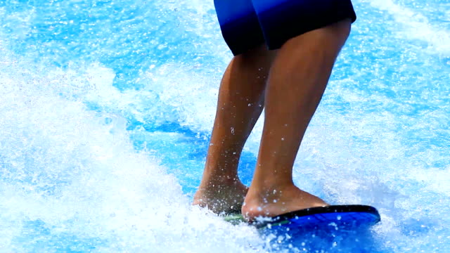 Flowboarding video